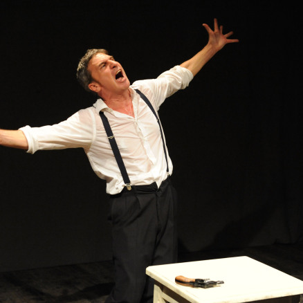 Andrea Renzi: il Teatro è questione di  magnifica e dolcissimaossessione