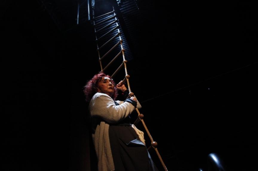 L'acrobata di Laura Forti: quando narrare èresistere