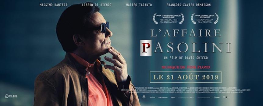 Chi è sopravvissuto a Pasolini? La Macchinazione di David Grieco torna al cinema in Francia dal 21 agosto2019