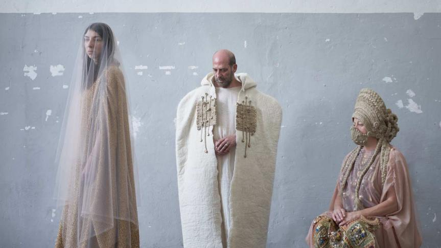 Sebastiano Filocamo: ho ricominciato da Eschilo secondo Anagoor per tornare alTeatro