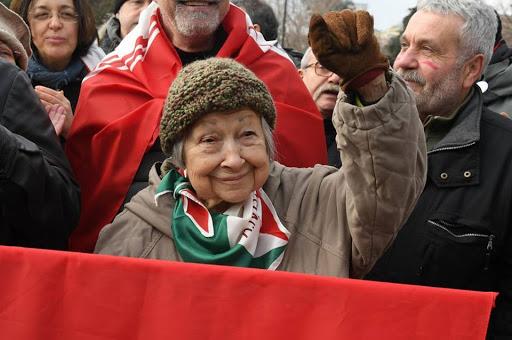 Lidia Menapace: il primo gesto della Resistenza è delledonne