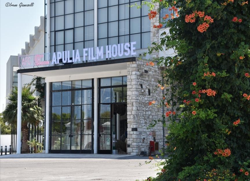 Apulia Film House: inaugurata il 31 luglio la nuova Casa del Cinema nell'ex Palazzo del Mezzogiorno della Fiera del Levante diBari