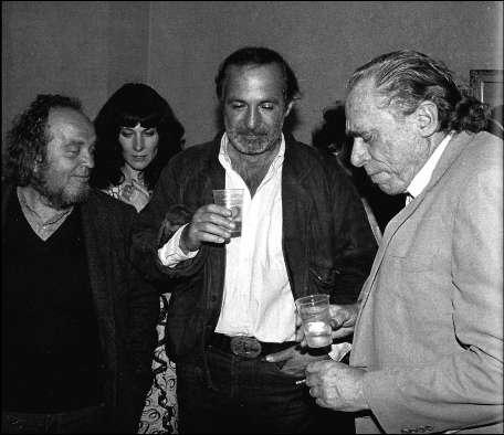 Charles Bukowski: un ubriacone al di sotto di ognisospetto.