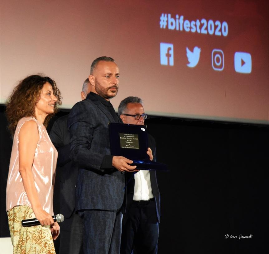 Libertà e una lente di ingrandimento: una Conversazione con Massimo Cantini Parrini vincitore del Premio Tosi al Bif&st2020