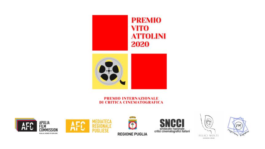 Il bando della I Edizione del Premio Internazionale di Critica Cinematografica Vito Attolini per studiosi e critici under35