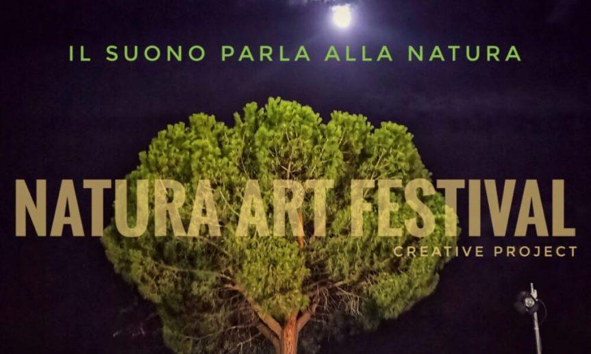 La prima edizione online del Natura Art Festival: il suono parla allanatura