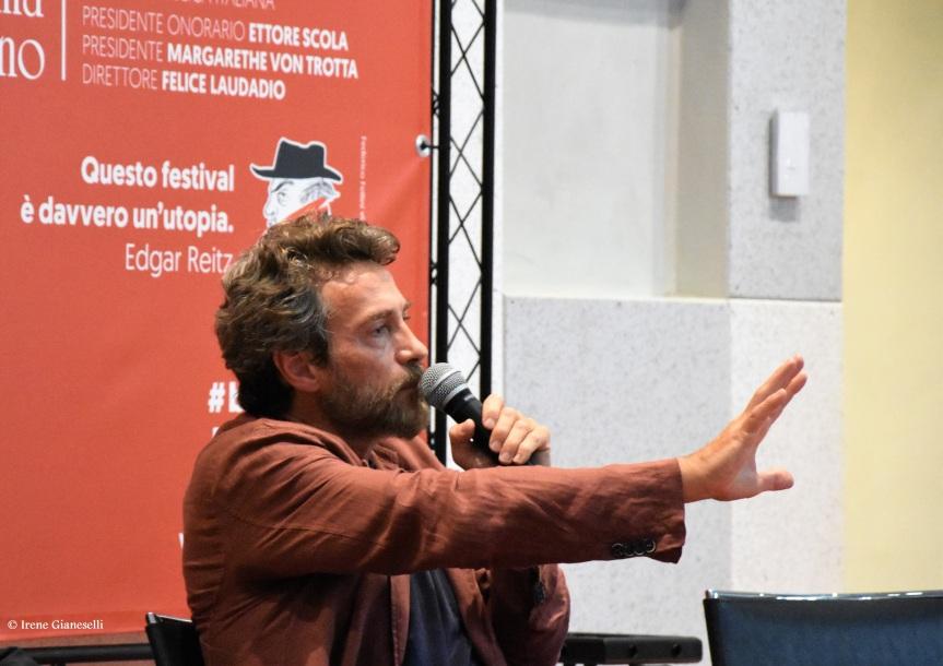 Mordere la nebbia: Alessio Boni al Bif&st2021